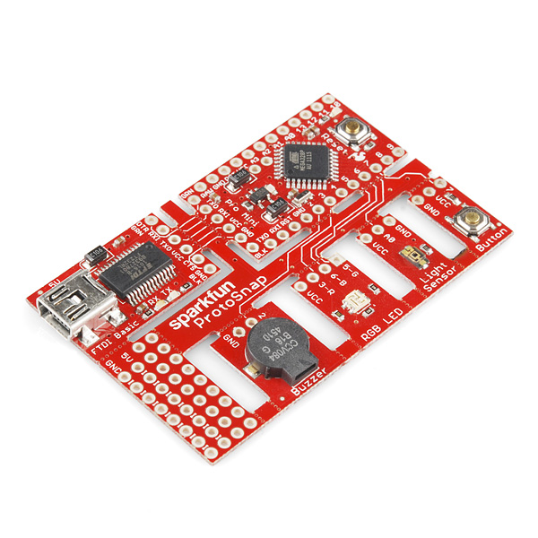 Sparkfun's retired ProtoSnap Kit